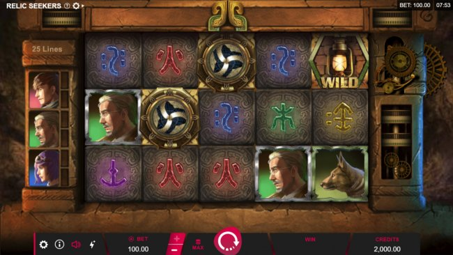 Free Slots 247 image of Relic Seekers