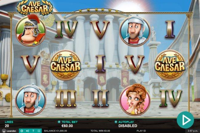 Ave Caesar screenshot