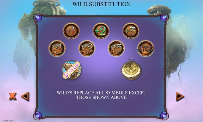 Wilds replace all symbols except those shown here - Free Slots 247