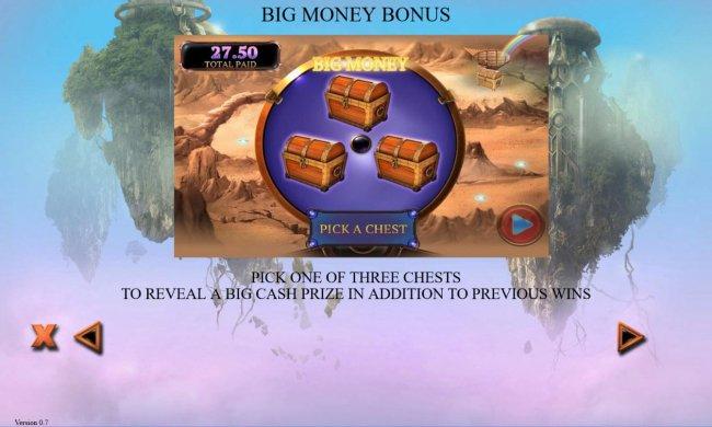 Castles in the Clouds screenshot