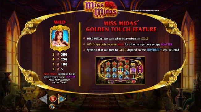 Free Slots 247 image of Miss Midas