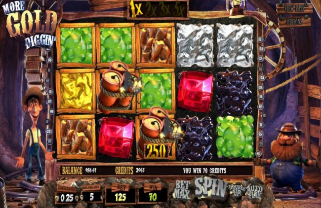 More Gold Diggin' by Free Slots 247