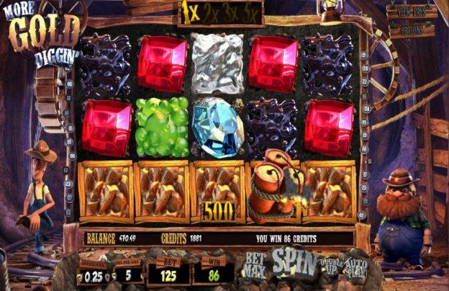 Free Slots 247 image of More Gold Diggin'