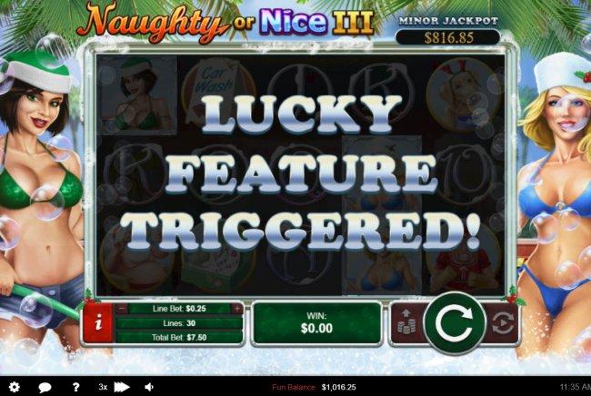Naughty or Nice III by Free Slots 247