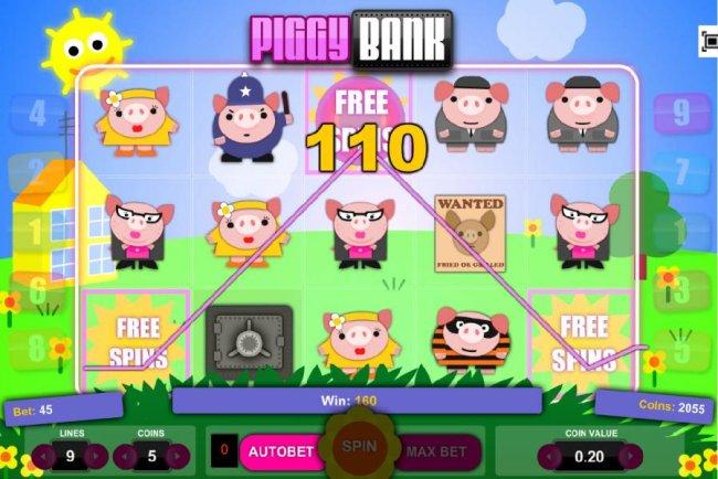 Three Free Spins symbols trigger 5 Free Spins - Casino Bonus Lister