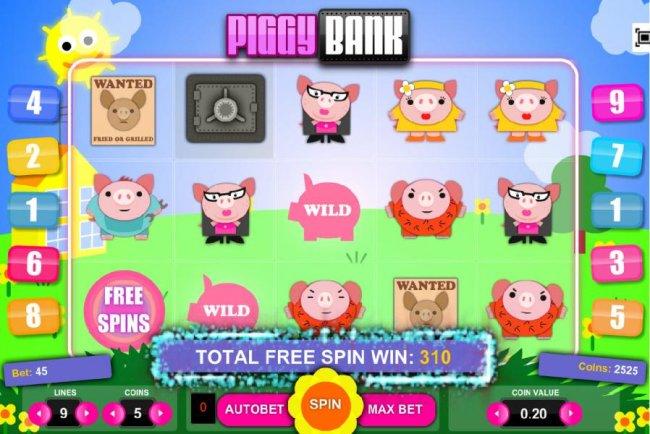Casino Bonus Lister image of Piggy Bank
