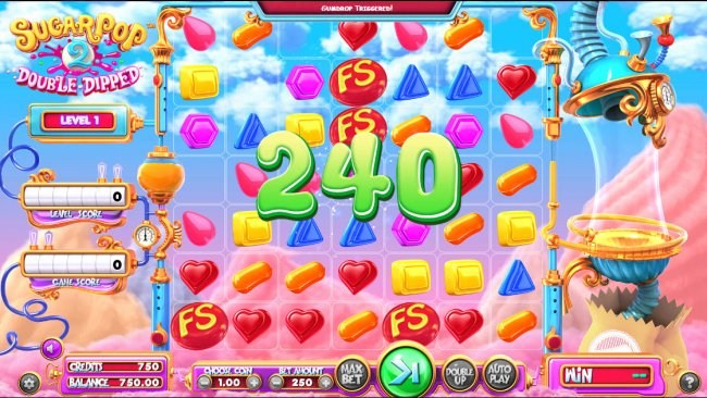 Sugar Pop 2 Double Dipped by Free Slots 247