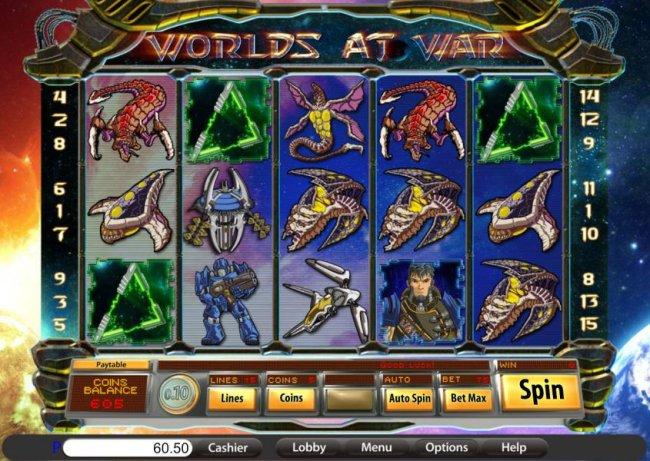 Worlds at War screenshot