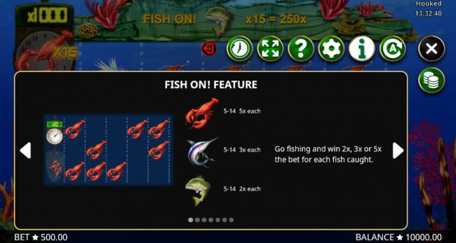 Free Slots 247 image of Hooked