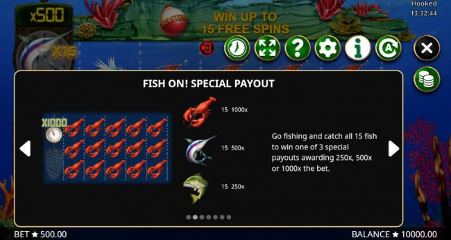 Free Slots 247 - Fish On Feature