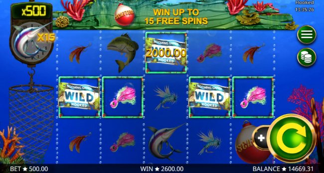 Hooked by Free Slots 247