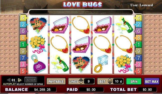 Free Slots 247 image of Love Bugs