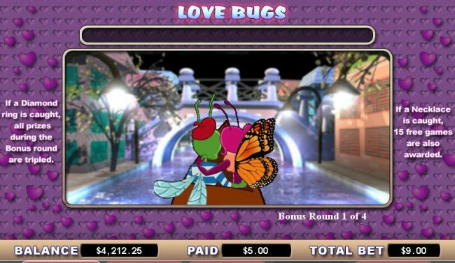 Love Bugs by Free Slots 247