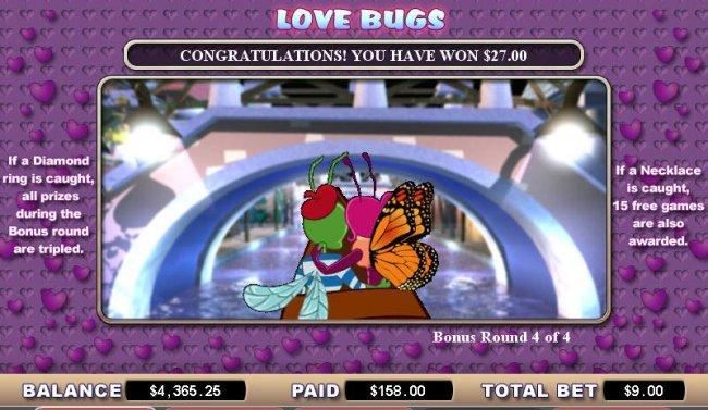 Love Bugs screenshot