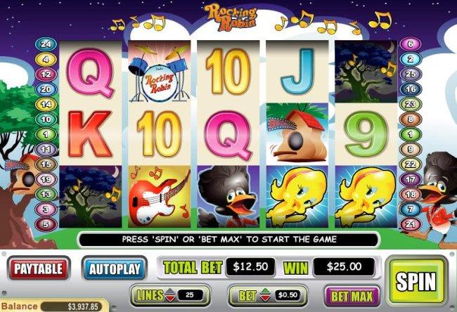 Rocking Robin by Free Slots 247