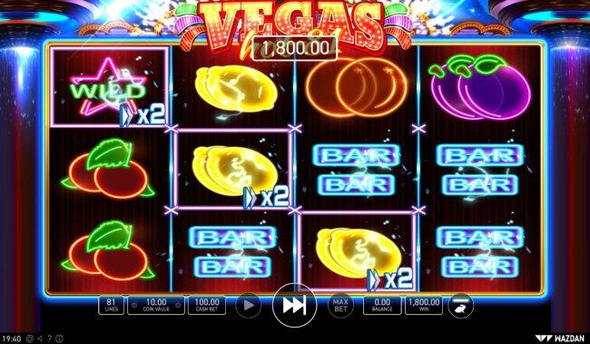 Vegas Hot 81 by Free Slots 247