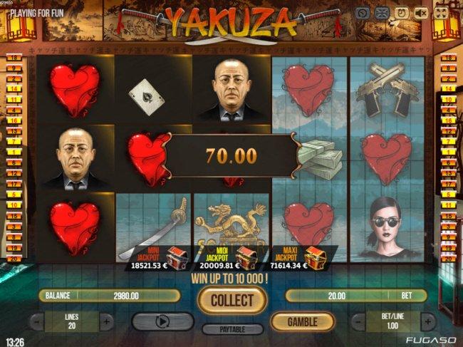 Free Slots 247 image of Yakuza