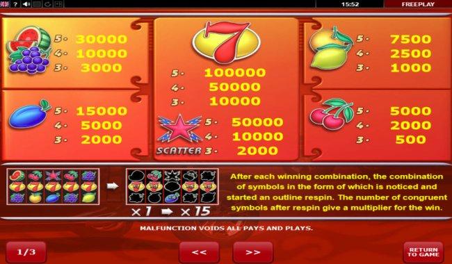 Free Slots 247 image of Lightning Hot