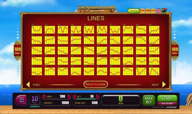 The Spanish Armada screenshot