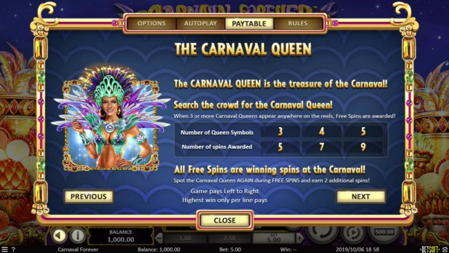 Carnival Forever by Free Slots 247