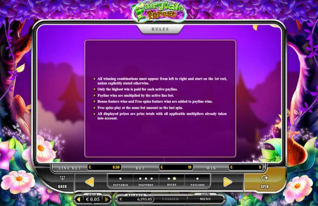 Free Slots 247 image of Fairytale Forest