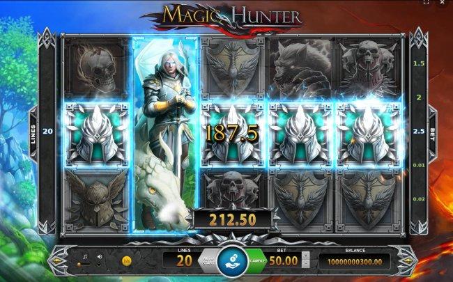 Magic Hunter Slot Machine