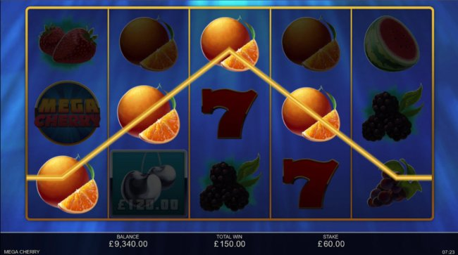 A four of a kind win - Free Slots 247