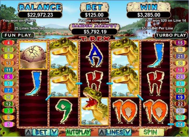 T-Rex by Free Slots 247