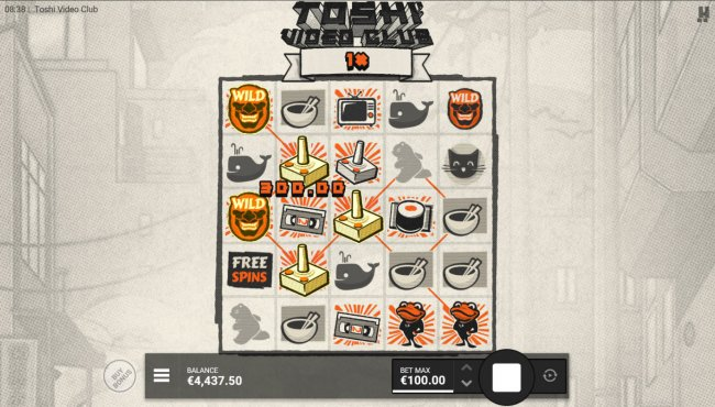 Free Slots 247 image of Toshi Video Club