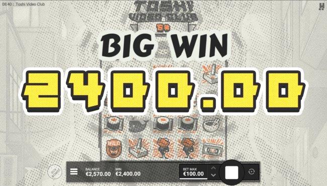 Toshi Video Club by Free Slots 247