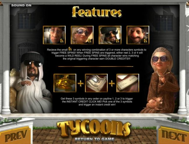 Free Slots 247 image of Tycoons