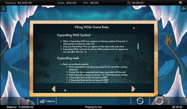 Viking Wilds by Free Slots 247