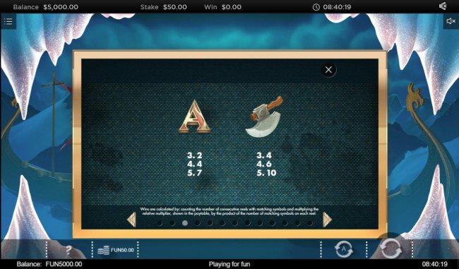 Free Slots 247 image of Viking Wilds