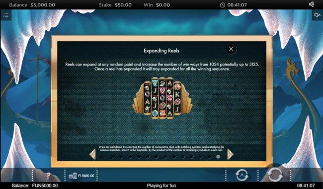 Viking Wilds screenshot