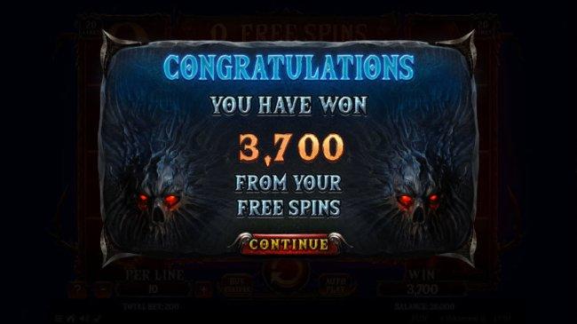 Free Slots 247 image of 4 Horsemen II