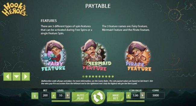 Free Slots 247 image of Hook's Heroes