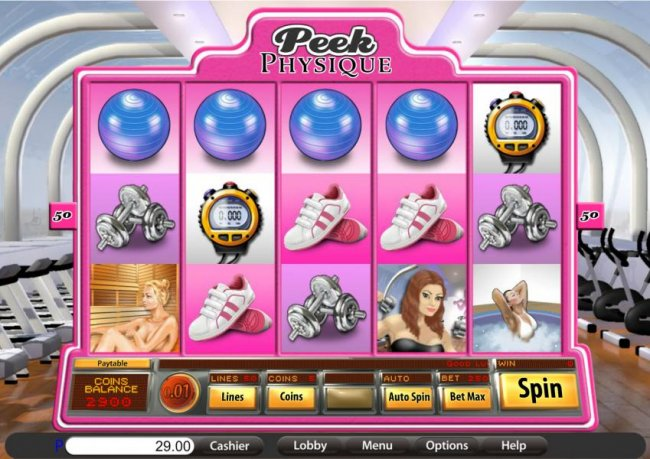 Peek Physique by Free Slots 247