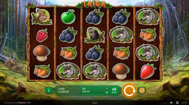 Free Slots 247 image of Taiga