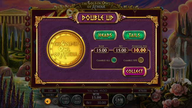 Free Slots 247 image of The Golden Owl of Athena