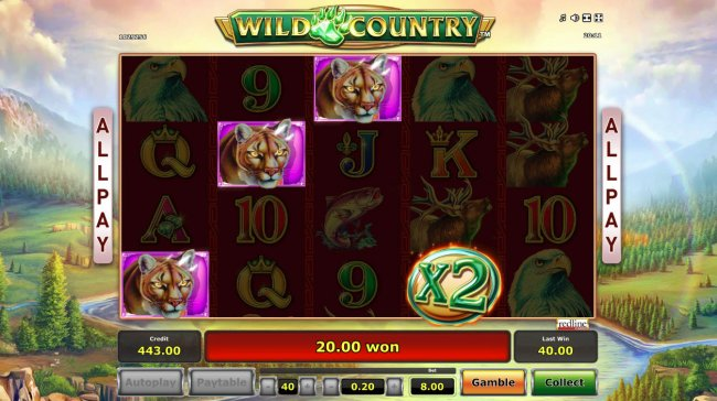 Free Slots 247 image of Wild Country