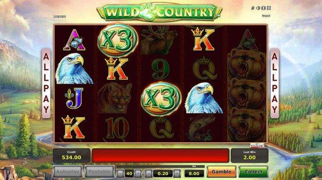Wild Country screenshot