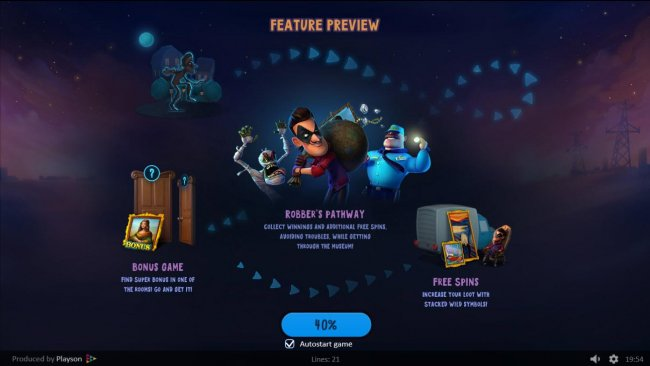 Free Slots 247 - Feature Preview