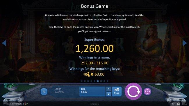 Free Slots 247 - Bonus Game Rules