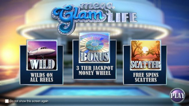 features include Wilds on all reels, Bonus 3 tier jackpot money wheel and free spins scatters - Free Slots 247