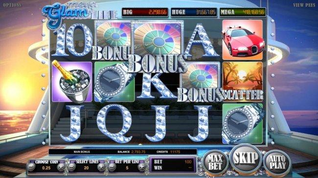 Free Slots 247 image of Mega Glam Life