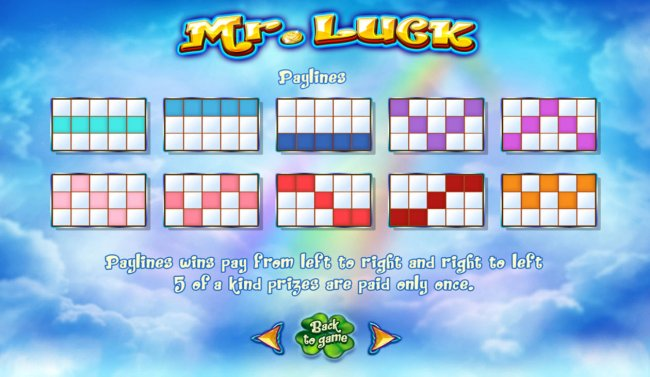 Free Slots 247 image of Mr. Luck