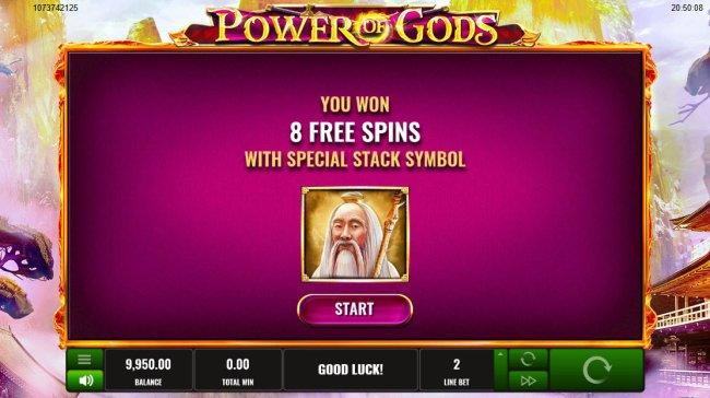 Power of Gods screenshot