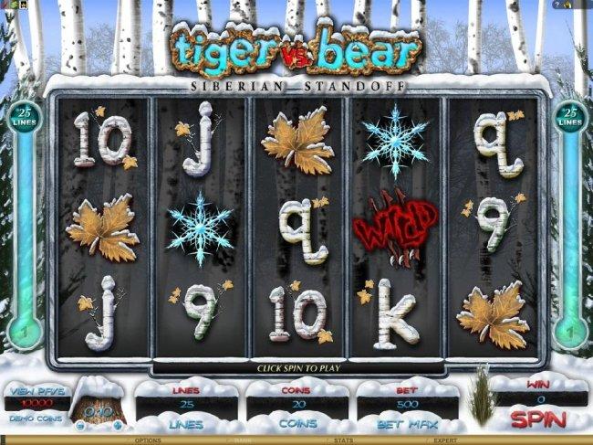 Tiger vs. Bear by Free Slots 247