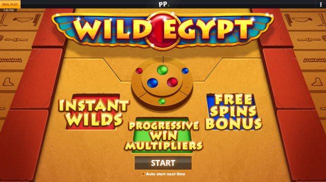 Wild Egypt screenshot