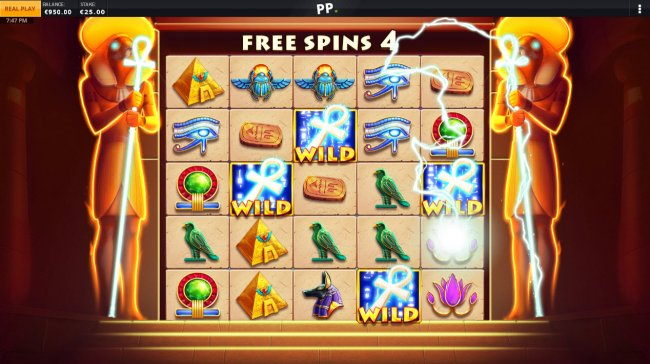 Wild Egypt by Free Slots 247